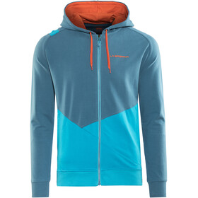 La Sportiva M's Rocklands Hoody Lake/Tropic Blue